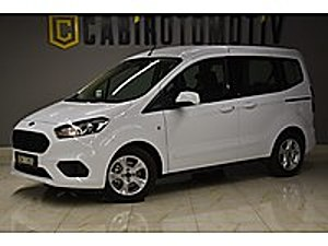 Cabirden 2019 Tourneo Courier 1.5 TDCI Delux 0 km Ford Tourneo Courier 1.5 TDCi Delux