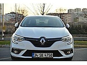 SERVİS BAKIMLI GARANTİLİ SEDAN OTOMATİK LED CRUIS NERGİSOTOMOTİV Renault Megane 1.5 dCi Touch