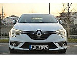 HATASIZ BOYASIZ 2018 ÇIKIŞLI 61 BİN SERVİSBAKIMLI NERGİSOTOMOTİV Renault Megane 1.5 dCi Touch