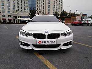 2016 Model 2. El BMW 4 Serisi 420d Gran Coupe M Sport - 120000 KM