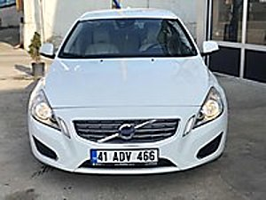 KARTEPE OTO DAN 2013 MODEL VOLVO S60 DİZEL OTOMATİK 91.000 KM Volvo S60 1.6 D Premium