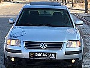 2001 MODEL PASSAT 1.9 TDİ COMFORTLİNE SANRUFLU YER UÇAGI 6 İLERİ Volkswagen Passat 1.9 TDi Comfortline