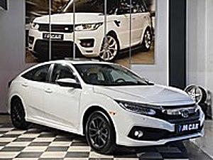0  KM HONDA CİVİC ECO ELEGANCE 2020 TESCİL LED GARANTİLİ EKRAN Honda Civic 1.6i VTEC Eco Elegance