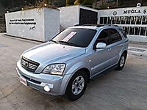 Otomatik Vites Dizel 2005 Model Kia Sorento 2.5 Crdi Ex Full Ful Kia Sorento 2.5 CRDi EX