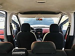 KURT OTOMOTİVDEN SATLIK 2010 DOBLO FULL PAKET Fiat Doblo Combi 1.6 Multijet Elegance