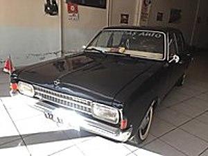 -BY YOLDAŞ AUTO- RETRO 68 s EFSANE RECORD Opel Rekord Rekord