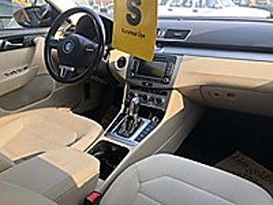 TÜRKOGLU OTOMOTİV DEN 2013 PASSAT 1.6COMFORTLNE DİZEL OTOMATİK Volkswagen Passat 1.6 TDi BlueMotion Comfortline