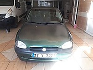 1997 ORJİNAL CORSA 1 4 SWİNG Opel Corsa 1.4 Swing