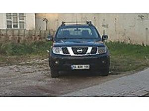 2011 Nissan Navara 0 Motorlu Nissan Navara 2.5 TDI 4X4 SE