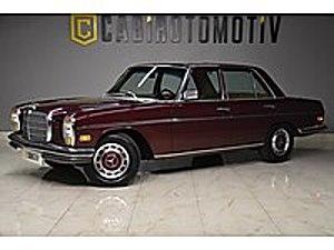 CABİRDEN 1972 CLASSIC 230.4 EMSALSİZ TEMİZLİKTE SUNROOFLU Mercedes - Benz 230.4 230.4