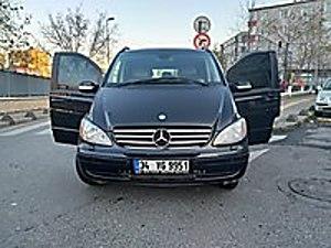 ÖZ ÇAĞDAŞ OTOMOTİVDEN SATILIIK MERCEDES -BENZ VİANO Mercedes - Benz Viano 2.2 CDI Ambiente Uzun