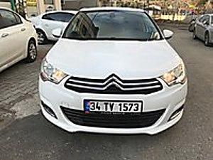 GALERİTİTANİC TEN 2013 MODEL FULL FULL C4 EXCLUSİVE Citroën C4 1.6 e-HDi  Exclusive