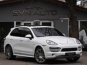 SVN AUTO PORSCHE CAYENNE BOYASIZ    103.000 km    VERGİ BARIŞLI Porsche Cayenne 3.0 Diesel