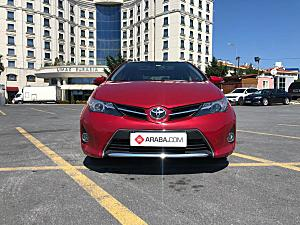 2013 Model 2. El Toyota Auris 1.4 D-4D Advance Skypack - 156430 KM