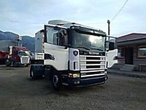 İSVEÇ KRALI 124.420 A.BURAK OTOMOTİV DEN Scania G 124.420