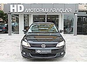 -HD MOTORLU ARAÇLAR- 2012 JETTA 1.6 TDI COMFORTLINE Volkswagen Jetta 1.6 TDi Comfortline