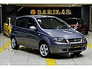 SARILAR OTOMOTİV den OTOMATİK CHEVROLET AVEO  BENZİN Chevrolet Aveo 1.4 SX