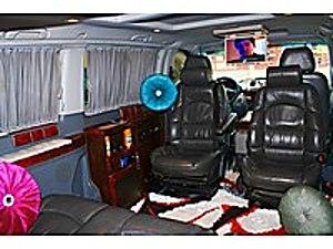SAHİBİNDN MİNİBÜS RUHSAT ÇİFT KLİMA TV UZUN İÇ ÖZEL LÜXURY VİP  Mercedes - Benz Vito 115 CDI
