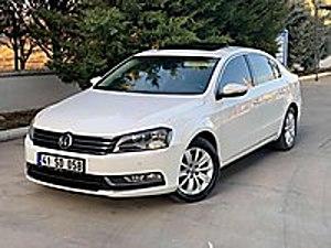 BERBEROĞLU OTOMOTİV DEN BOYASIZ SUNROOFLU DİZEL OTOMATİK PASSAT Volkswagen Passat 1.6 TDi BlueMotion Comfortline