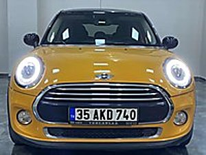 TEKCANLAR DAN   2015-48.000 KM-DİZEL-5 KAPI-CHİLİİ-ÇOK TEMİZ Mini Cooper 1.5 D Chili