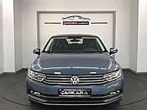 ÇANKARA DAN 2016 VW PASSAT COMFORTLİNE 1.6 TDI BMT DSG Volkswagen Passat 1.6 TDi BlueMotion Comfortline