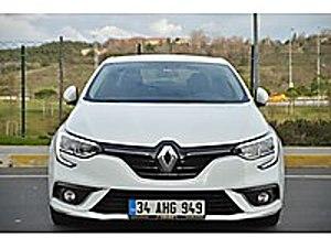 44 BİNDE ANAHTARSIZ SERVİSBAKIMLI CRUIS LED CRUIS NERGİSOTOMOTİV Renault Megane 1.5 dCi Touch