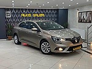 2018 MEGANE TOUCH OTOMATİK 32 BİN KM  50 PEŞİN 12 24 36 AY VADE Renault Megane 1.5 dCi Touch
