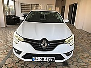 2016 MODEL DİZEL OTOMATİK MEGAN TOUCH PAKET Renault Megane 1.5 dCi Touch