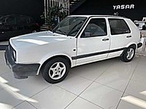 YAŞAR   1991 VOLKSWAGEN GOLF 1.4 CL Volkswagen Golf 1.4 CL