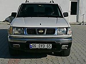 1999 MODEL KLİMALI SUNDROOFLU 4  2 Nissan Skystar Skystar 4x2