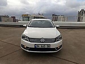 PASSAT 1.6TDI BMT COMFORTLİNE DSG SANRUFLU Volkswagen Passat 1.6 TDi BlueMotion Comfortline