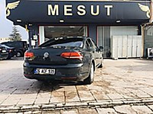 KOMPLE SERVİS BAKIMLI Volkswagen Passat 1.6 TDi BlueMotion Impression