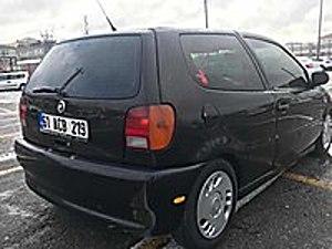 1996 POLO 1.6 YARI PEŞİN YARI VADE İLE SATIŞ İMKANI Volkswagen Polo 1.6