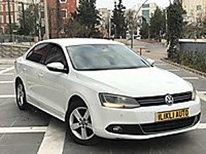 İLİKLİ AUTODAN 2011 VW JETTA 1.6TDİ COMFORTLİNE  OTOMATİK  BEYAZ Volkswagen Jetta 1.6 TDi Comfortline