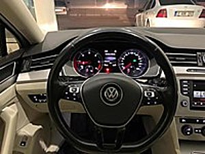 2015 VW PASSAT 1.6 TDİ COMF.CAM TAVAN DSG İÇİ BEJ Volkswagen Passat 1.6 TDi BlueMotion Comfortline