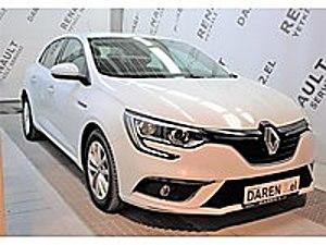 BAYİDEN 2016 MEGANE DİZEL OTOMATİK 68 KM ANINDA 0 95 LE KREDİ Renault Megane 1.5 dCi Touch