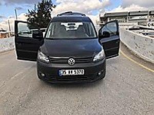 2011 MODEL MİNİVAN PANELVAN VOLKSWAGEN CADDY 1.6 TDİ TRENDLİNE Volkswagen Caddy 1.6 TDI Trendline