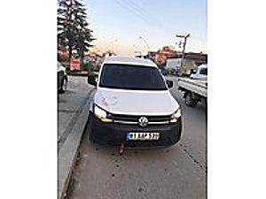 ORJİNAL HATASIZ START STOPLU PARK SENSÖRLÜ Volkswagen Caddy 2.0 TDI Maxi Van