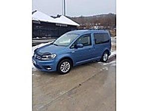 ÇOK TEMİZ SIFIR AYARINDA DSG HATASIZ Volkswagen Caddy 2.0 TDI Comfortline