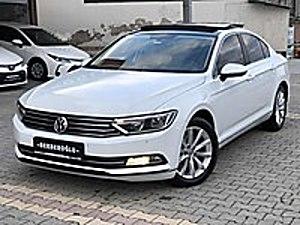 BERBEROĞLU OTOMOTİV DEN BOYASIZ SADECE 43 000 KM DE CAM TAVANLI Volkswagen Passat 1.6 TDi BlueMotion Comfortline