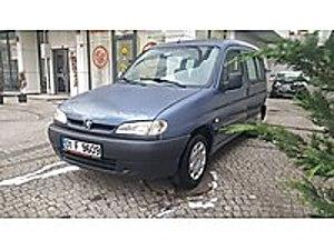 2001 model degisensiz hasar kayitsiz Peugeot Partner 1.9