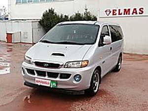 2008 2.5 140HP KLİMALI ABS ÇİFT AİRBAG CELİK JANT  AKSESUARLI Hyundai Starex Multiway