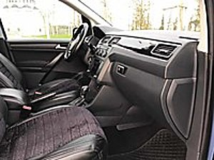 2016 MODEL CADDY OTOMOTİK EXCLUSİVE FULL FUL 15DK KREDİ İMKANI Volkswagen Caddy 2.0 TDI Exclusive