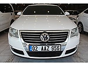 2010 MODEL VW PASSAT 1.6 LPGLİ BEYAZ NAVİGASYON TV USB Volkswagen Passat 1.6 Trendline