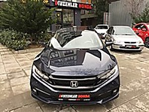 KUZENLER HONDA DAN CİVİC ECO EXECUTİVE 0 KM LPG Lİ MAKYAJLI KASA Honda Civic 1.6i VTEC Eco Executive
