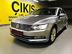 GALLERY UÇAR dan-SIFIR GİBİ-2019-VW-PASSAT-COMFORTLİNE-DİZEL-OTO Volkswagen Passat 1.6 TDi BlueMotion Comfortline