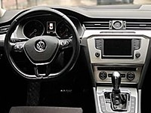 DASEL den 2015 VW PASSAT 1.6 TDI DSG COMFORTLİNE ORJNAL 140BİNKM Volkswagen Passat 1.6 TDi BlueMotion Comfortline