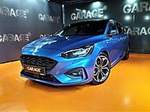 GARAGE 2018 FORD FOCUS 1.5 TDCI ST LINE  CAM TAVAN B O HATASIZ Ford Focus 1.5 TDCi ST Line