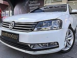 OPSİYONLANMIŞTIR İLGİNİZE TEŞKKR 2013 OTOMATİK DSG F 1 1.6 TDİ Volkswagen Passat 1.6 TDi BlueMotion Comfortline