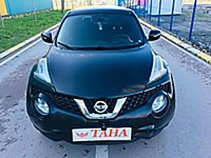 TAHA dan 2014 JUKE 1.5dCİ Black Edition CAM TAVANLI Nissan Juke 1.5 dCi Black Edition